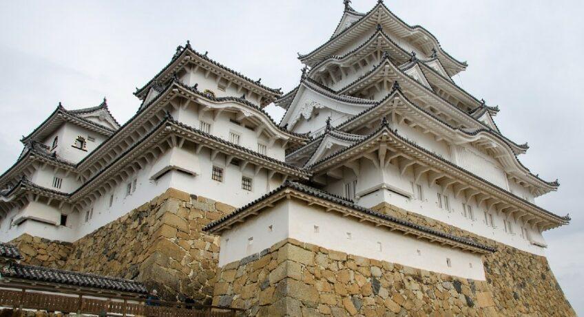 chateau de himeji